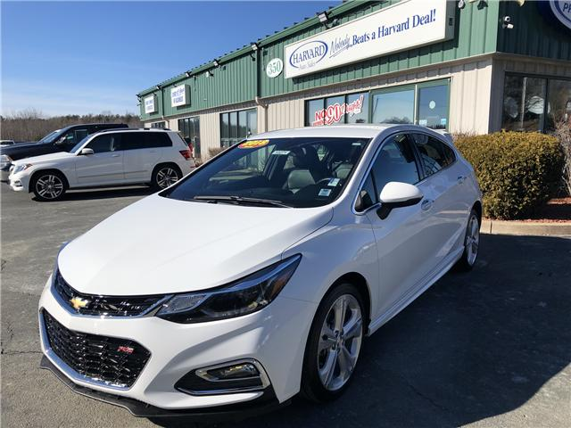 2018 Chevrolet Cruze Premier Auto (Stk: 10271) in Lower Sackville - Image 1 of 20
