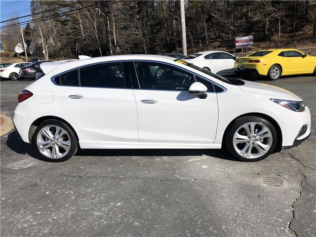 2018 Chevrolet Cruze Premier Auto (Stk: 10271) in Lower Sackville - Image 6 of 20