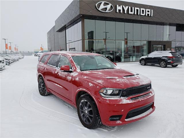 2018 Dodge Durango R/T (Stk: H2349) in Saskatoon - Image 1 of 20
