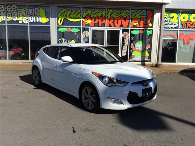 2017 Hyundai Veloster Base (Stk: 16444) in Dartmouth - Image 2 of 19