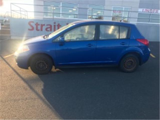 2007 Nissan Versa 1.8S (Stk: 370678A) in Antigonish / New Glasgow - Image 1 of 9