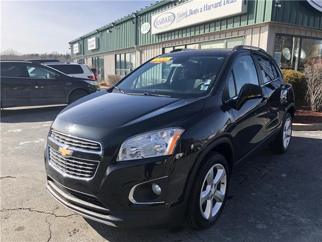 2015 Chevrolet Trax LTZ (Stk: 10265) in Lower Sackville - Image 1 of 20