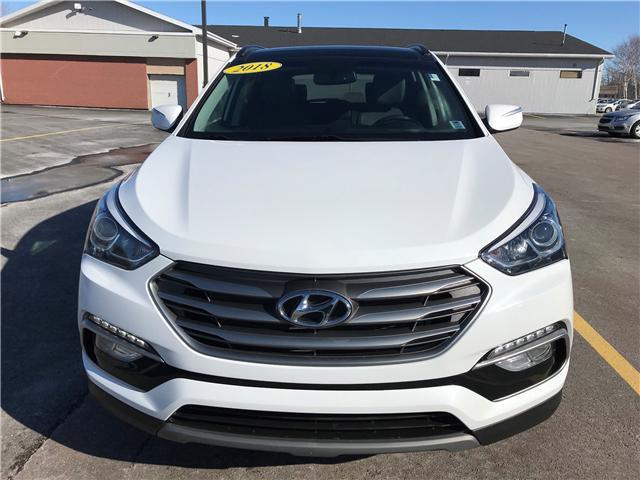 2018 Hyundai Santa Fe Sport 2.4 Luxury (Stk: U3341) in Charlottetown - Image 3 of 25