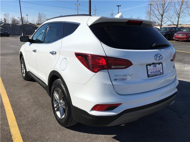 2018 Hyundai Santa Fe Sport 2.4 Luxury (Stk: U3341) in Charlottetown - Image 5 of 25