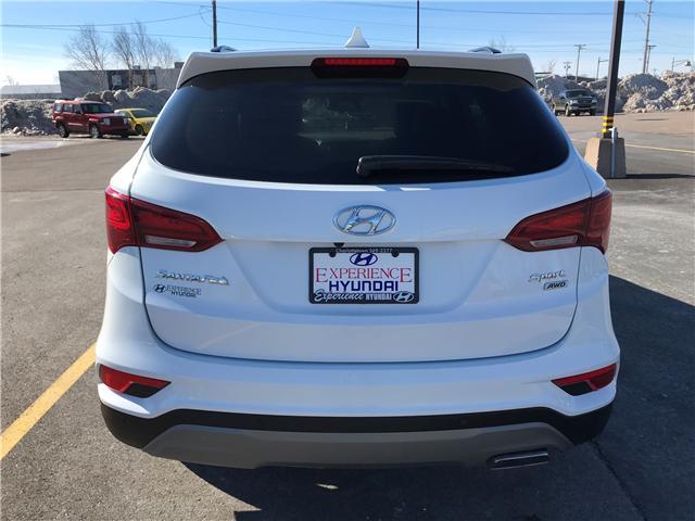 2018 Hyundai Santa Fe Sport 2.4 Luxury (Stk: U3341) in Charlottetown - Image 6 of 25