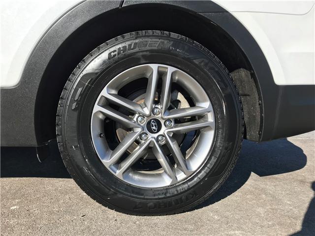 2018 Hyundai Santa Fe Sport 2.4 Luxury (Stk: U3341) in Charlottetown - Image 7 of 25
