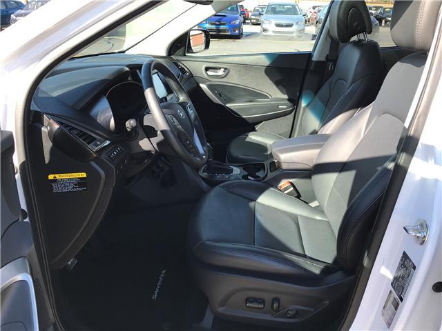 2018 Hyundai Santa Fe Sport 2.4 Luxury (Stk: U3341) in Charlottetown - Image 8 of 25
