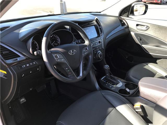 2018 Hyundai Santa Fe Sport 2.4 Luxury (Stk: U3341) in Charlottetown - Image 9 of 25
