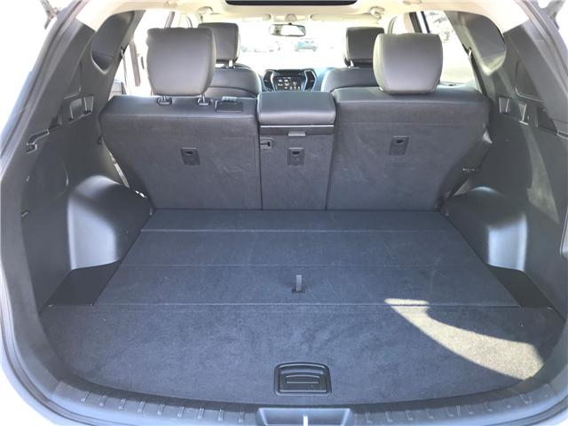 2018 Hyundai Santa Fe Sport 2.4 Luxury (Stk: U3341) in Charlottetown - Image 12 of 25