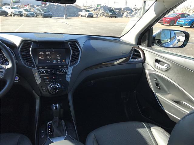 2018 Hyundai Santa Fe Sport 2.4 Luxury (Stk: U3341) in Charlottetown - Image 15 of 25