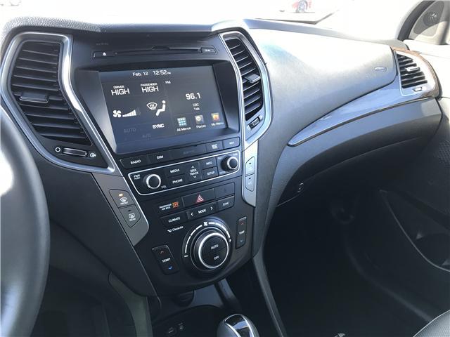 2018 Hyundai Santa Fe Sport 2.4 Luxury (Stk: U3341) in Charlottetown - Image 21 of 25