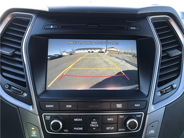 2018 Hyundai Santa Fe Sport 2.4 Luxury (Stk: U3341) in Charlottetown - Image 19 of 25