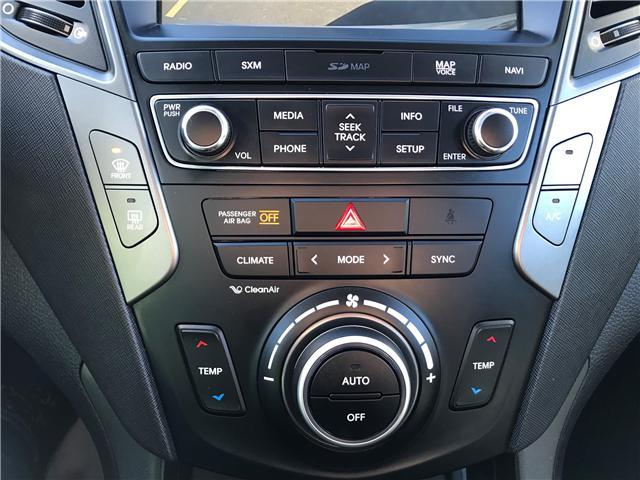 2018 Hyundai Santa Fe Sport 2.4 Luxury (Stk: U3341) in Charlottetown - Image 20 of 25