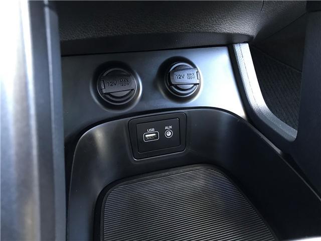 2018 Hyundai Santa Fe Sport 2.4 Luxury (Stk: U3341) in Charlottetown - Image 22 of 25
