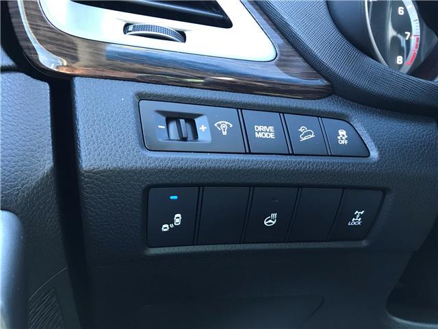 2018 Hyundai Santa Fe Sport 2.4 Luxury (Stk: U3341) in Charlottetown - Image 24 of 25