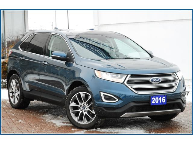2016 Ford Edge Titanium (Stk: 147090) in Kitchener - Image 2 of 20