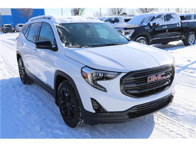 2019 GMC Terrain SLT (Stk: 171055) in Medicine Hat - Image 1 of 34