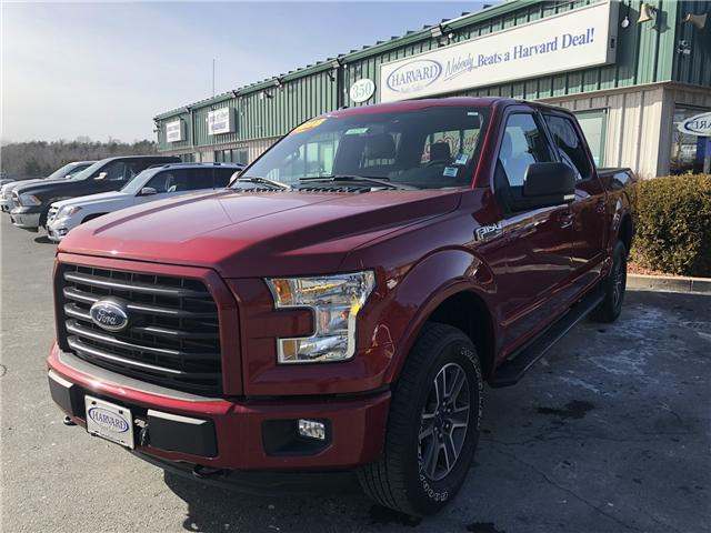 2016 Ford F-150  (Stk: 10272) in Lower Sackville - Image 1 of 22