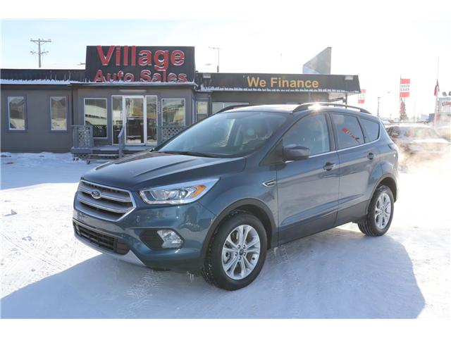 2018 Ford Escape SEL (Stk: P36101) in Saskatoon - Image 1 of 28