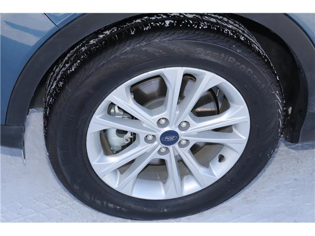 2018 Ford Escape SEL (Stk: P36101) in Saskatoon - Image 22 of 28