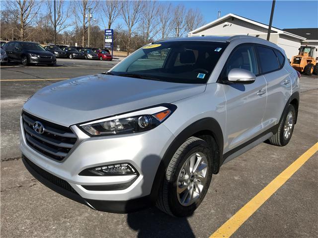 2017 Hyundai Tucson Premium (Stk: U3340) in Charlottetown - Image 1 of 23