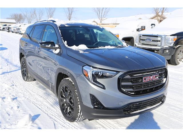 2019 GMC Terrain SLT (Stk: 171057) in Medicine Hat - Image 1 of 32