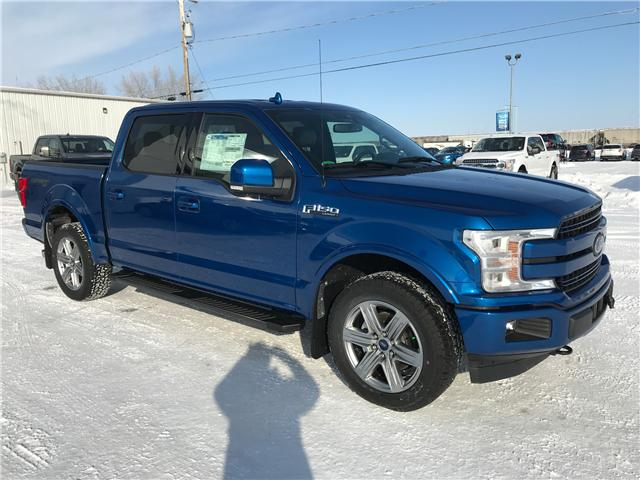 2018 Ford F-150 Lariat (Stk: 8270) in Wilkie - Image 1 of 22