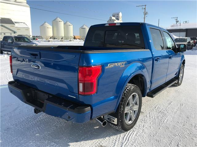 2018 Ford F-150 Lariat (Stk: 8270) in Wilkie - Image 2 of 22