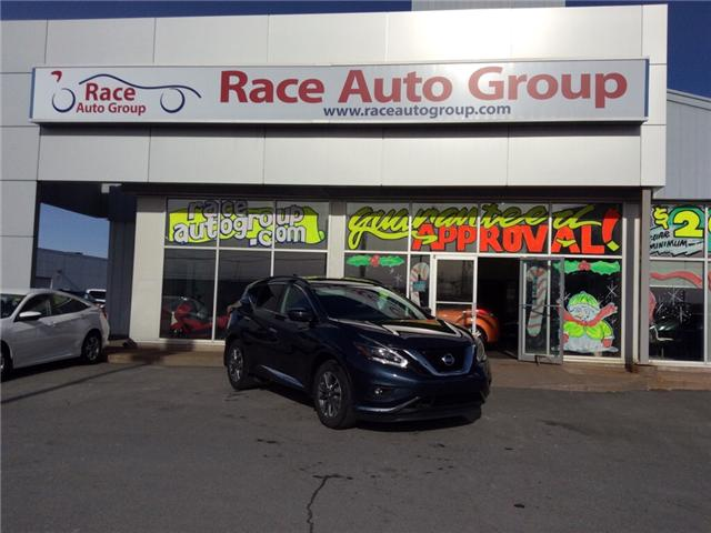 2018 Nissan Murano SV (Stk: 16441) in Dartmouth - Image 1 of 23