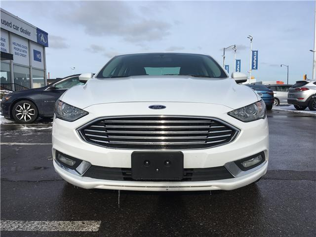 2017 Ford Fusion SE (Stk: 17-24986) in Brampton - Image 2 of 26