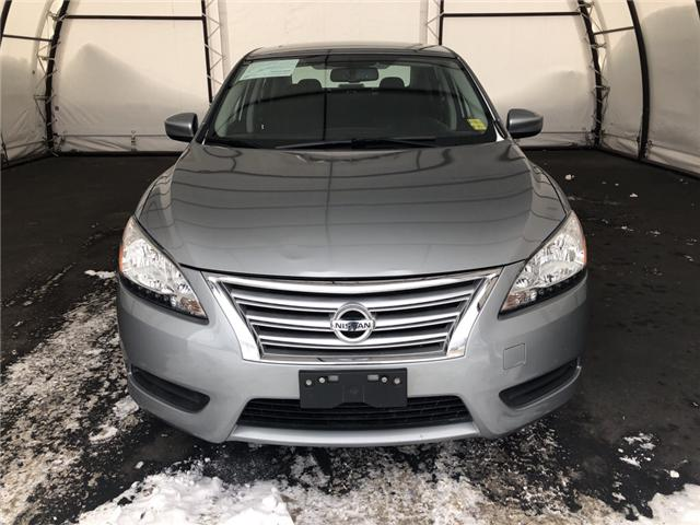 2014 Nissan Sentra  (Stk: IU1302) in Thunder Bay - Image 2 of 12