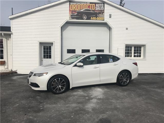 2016 Acura TLX  (Stk: 505) in Oromocto - Image 1 of 17