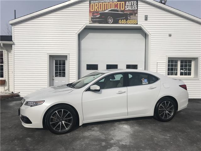 2016 Acura TLX  (Stk: 505) in Oromocto - Image 2 of 17