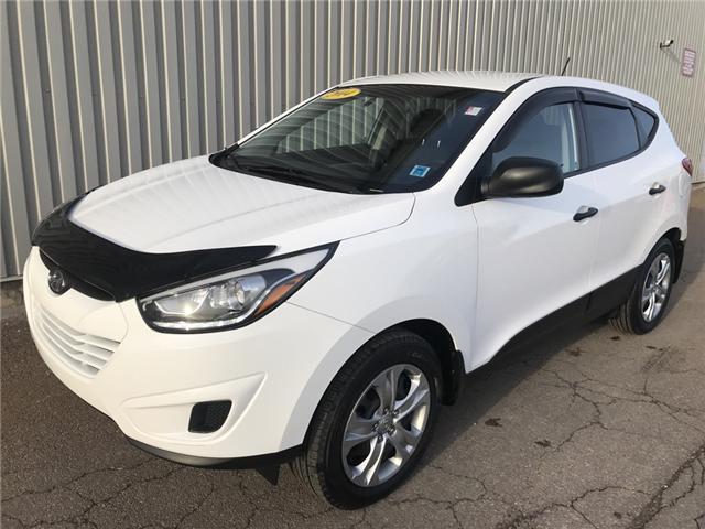2014 Hyundai Tucson GL (Stk: X4610A) in Charlottetown - Image 1 of 15