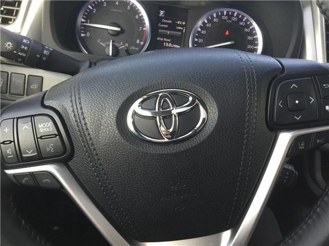 2018 Toyota Highlander XLE (Stk: P172-19A) in Stellarton - Image 11 of 13