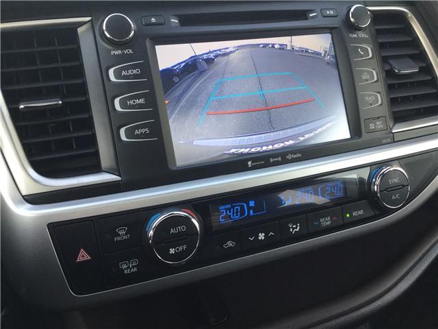 2018 Toyota Highlander XLE (Stk: P172-19A) in Stellarton - Image 13 of 13