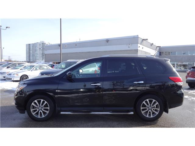 2016 Nissan Pathfinder SV (Stk: JN189345A) in Scarborough - Image 2 of 22