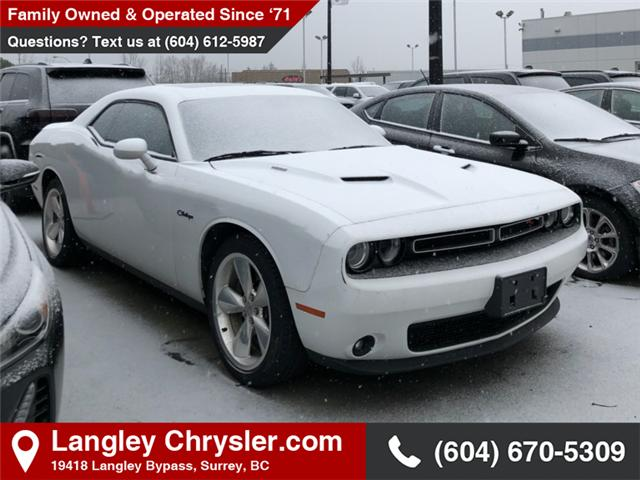 2016 Dodge Challenger R/T (Stk: EE901120) in Surrey - Image 1 of 1