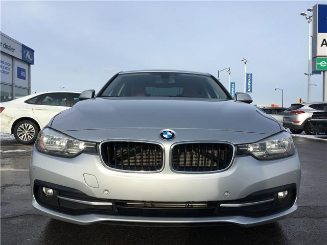 2016 BMW 320i xDrive (Stk: 16-89017) in Brampton - Image 2 of 28