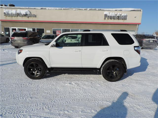 2016 Toyota 4Runner SR5 (Stk: 191531) in Brandon - Image 1 of 23