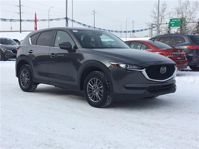 2018 Mazda CX-5 GX (Stk: K7803) in Calgary - Image 4 of 32