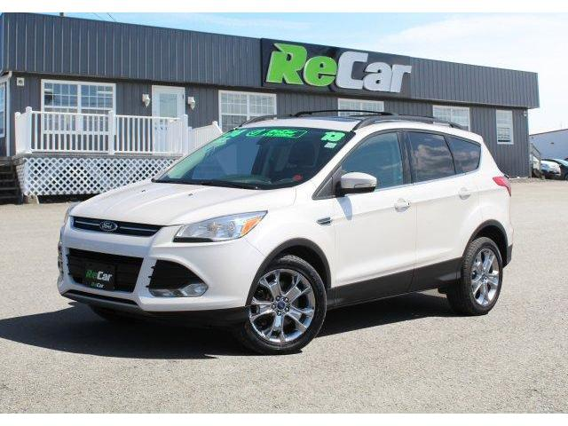 2013 Ford Escape SEL (Stk: 180728A) in Fredericton - Image 1 of 27