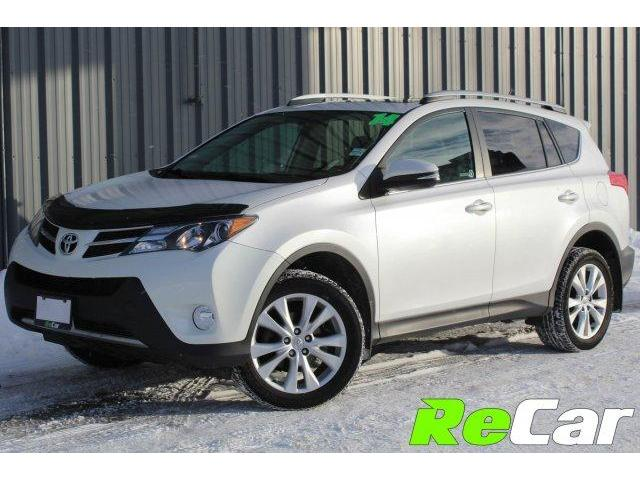 2014 Toyota RAV4 Limited (Stk: 190101A) in Fredericton - Image 1 of 24