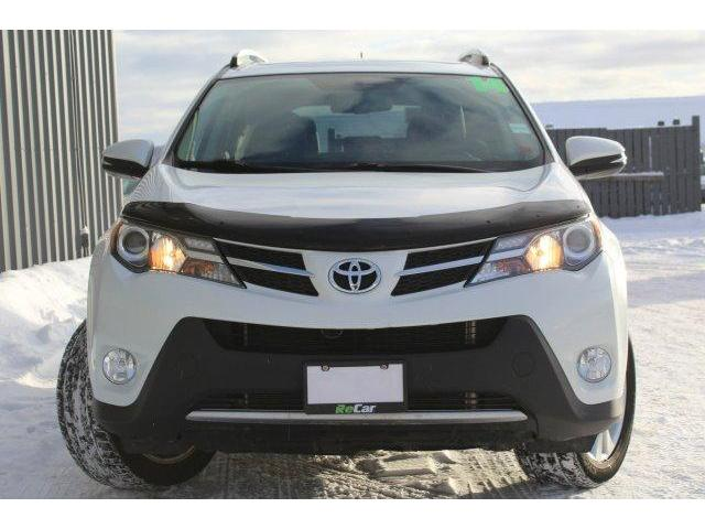 2014 Toyota RAV4 Limited (Stk: 190101A) in Fredericton - Image 2 of 24