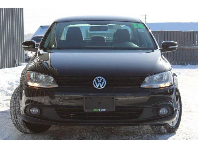 2014 Volkswagen Jetta 2.0 TDI Trendline+ (Stk: 190086A) in Fredericton - Image 2 of 9
