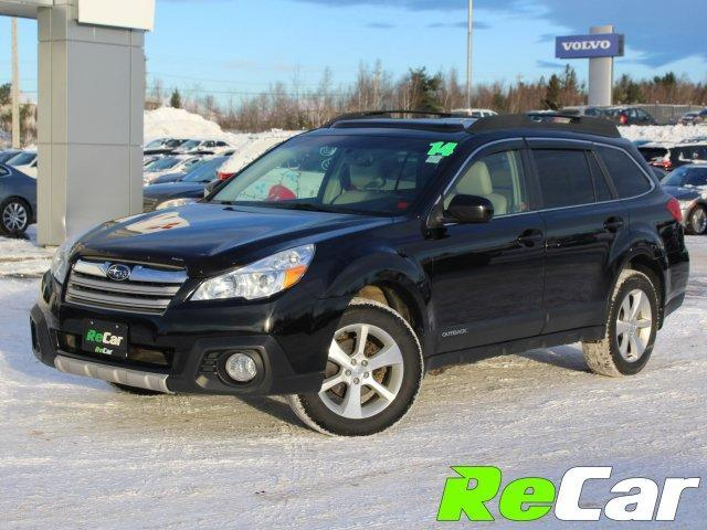 2014 Subaru Outback 2.5i Limited Package (Stk: 181421A) in Fredericton - Image 1 of 25