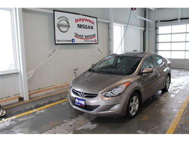 2012 Hyundai Elantra GL (Stk: 19059A) in Owen Sound - Image 1 of 13