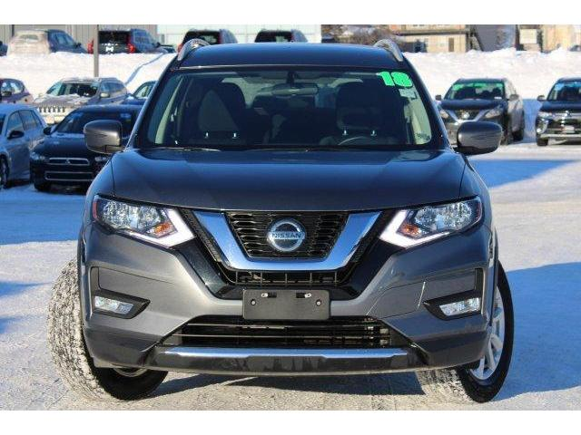 2018 Nissan Rogue SV (Stk: 190067A) in Fredericton - Image 2 of 9