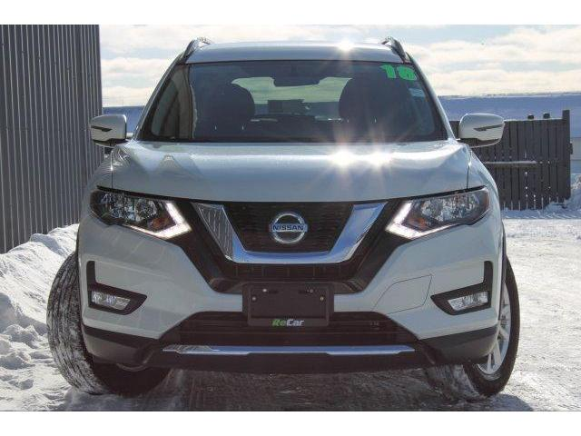 2018 Nissan Rogue SV (Stk: 190071A) in Fredericton - Image 2 of 9