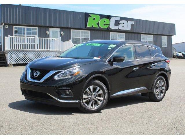2018 Nissan Murano SV (Stk: 180745A) in Fredericton - Image 1 of 28